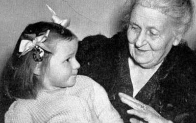 Seminari: «L'aportació pedagògica de Maria Montessori»