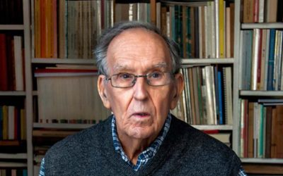 Mor als 91 anys Jordi Monés i Pujol-Busquets