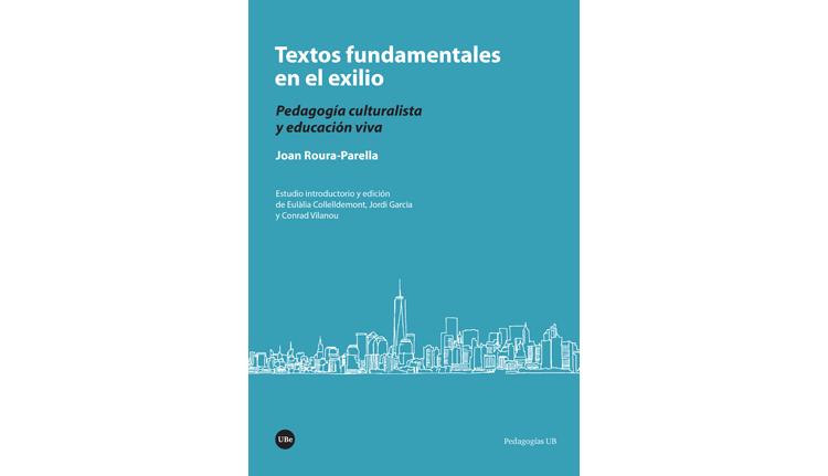 Publicació d'una antologia de textos de Joan Roura-Parella amb un estudi introductori d'Eulàlia Collelldemont, Jordi Garcia i Conrad Vilanou